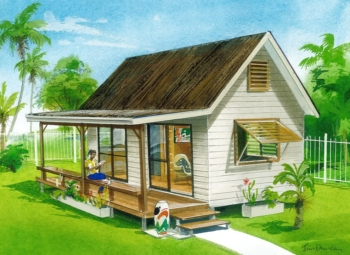Beach Bungalow 2